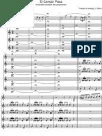 Simon & Garfunkel - El Condor Pasa - Sax Quintet