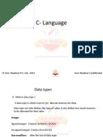 c Language Ppt