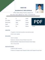 application letter for ojt deck cadet