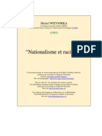 Nationalisme Et Racisme