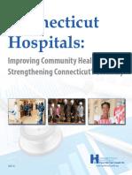 CT Hospital Assoc Economic Benefit 2014