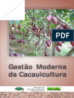 Gestao Moderna Da Cacauicultura