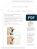 Como conseguir el efecto bokeh (lucecitas difuminadas de fondo) - Personalización de Blogs _ Tutoriales blogger, trucos blog..