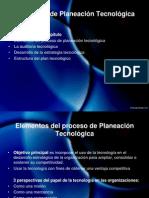 El Proceso de Planeacin Tecnolgica 1220922874242522 8