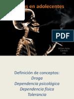 Drogas en Adolecentes (1)