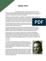 Poetica - Marcel Iancu-Pandelea Anca