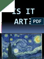M6 IS IT ART.pptx