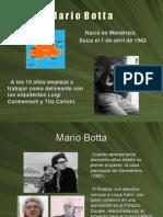 Mario Botta p