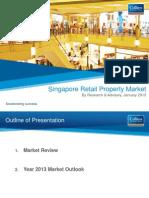 Singapore Retail 4Q 2012