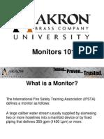 AB Monitors 101