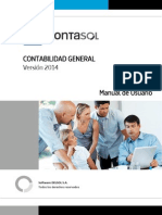 Manual ContaSOL 2014