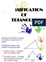 Triangles Classification Are a and Perimeter