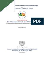 DASA 2013 Brochure