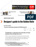 Guide to the Golden Ratio _ Graphic Design _ Creative Bloq