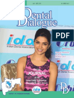 IDA Maharashtra State Branch Dental Dialogue july-September2012