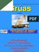 Courses Cranes