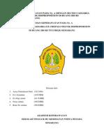 Asuhan Keperawatan Pada Ny Sc Dgn Cpd