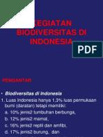 10 Kegiatan Biodiversitas Di Indonesia