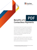 Contactless Payments Benefits