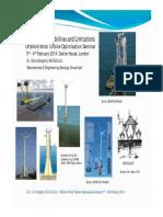 Offshore Wind Optimisation Seminar London 3rd February 2014