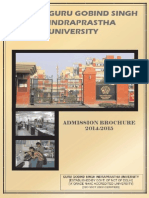 IPU CET Brochure Part A