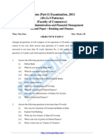 Economic Administration and Financial Management Second Paper