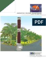 72.5 420kV CVT Crompton Greaves