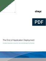 Application Virtualisation (200807 Citrix)