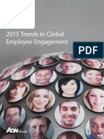 Global Engagement Report