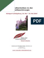 Programm Grundkurs Stuttgart 20141