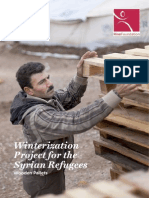 Rise Foundation Winterization&Pallets Report
