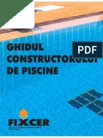 Ghidul Constructorului de Piscine