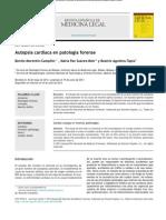 Autopsia Cardiaca en Patolog Forense