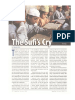 The Sufi's Cry by Faheem Raza Newsline February 2014