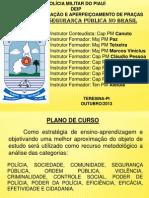 Apresentação SISTEMA DE SEGURANÇA PÚBLICA CFC 2013 Instrutor Formador