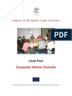 European Works Councils Main Unit