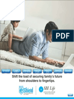 eShield Brochure New Ver - SBI LIFE Insurance