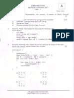 Computrr Class 12 Paper