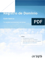 Guia Basica Registro Dominio