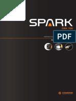 Manual Spark DSK-700