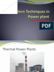 Modern Trends in Power Plant