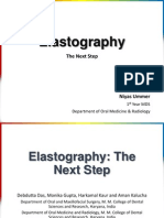 Elastography in Dentistry