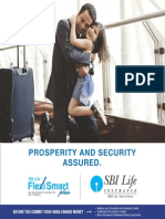 Flexi Smart Plus Brochure English- SBI Life Insurance