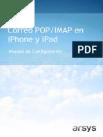 Correo POP IMAP iPhone iPad