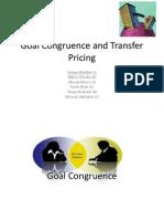 goalcongruenceandtransferpricing-130224073311-phpapp02