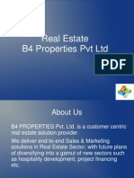 B4 Properties Pvt Ltd