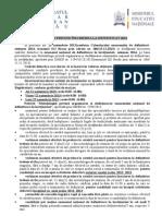 Precizari Si Continut Dosar Inscriere Definitivat-2014