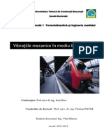 Vibratiile Mecanice in Mediu Inconjurator