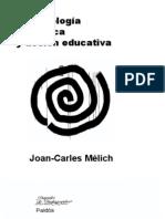 Violencia Simbolica_jean Carles Melich_antropologia Simbolica y Accion Educativa