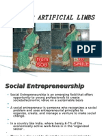 JAIPUR Artificial LIMBS-Social Entrepreneurship